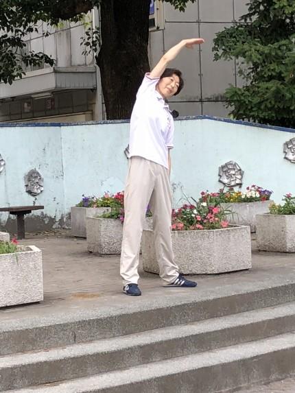 2018.07.23-Jinichi-Sarugaku-Radio-Exercise-2
