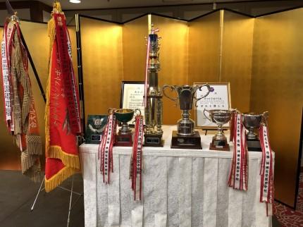 2019.10.31-Softball-champion-flag-etc.