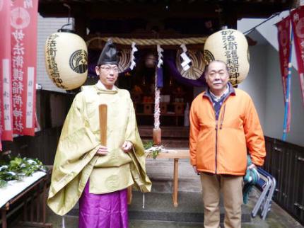 妙法衛護稲荷神社初午祭