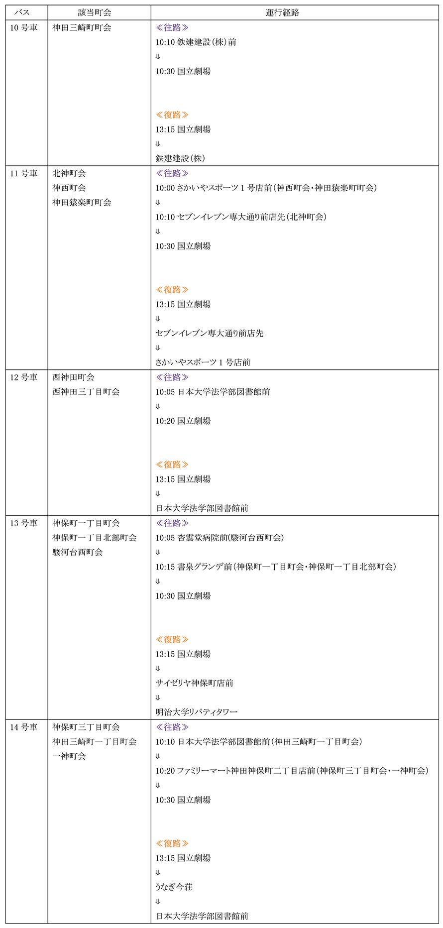 平成30年度 千代田区敬老会のお知らせ