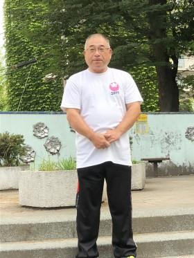 5-2018.07.31-Radio-Exercise-Kanda-Police-Mr.-Ishii