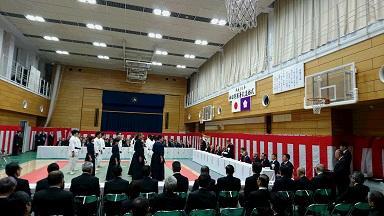 平成三十年武道始式
