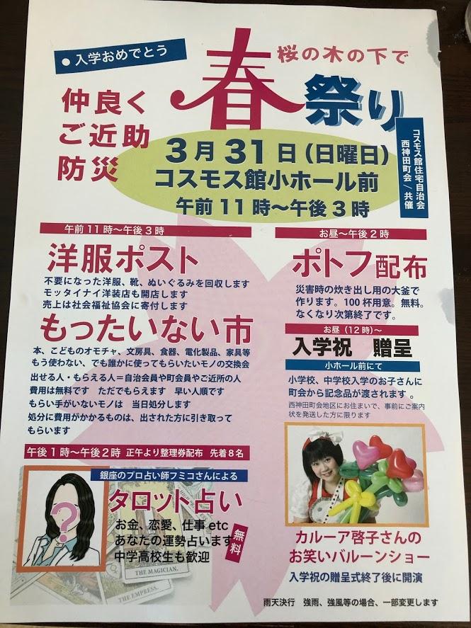 西神田春祭り
